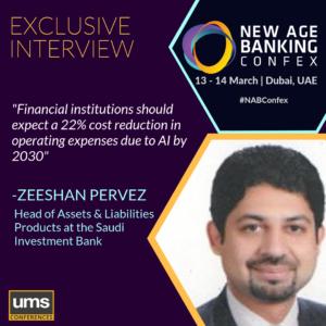 Zeeshan Pervez at NAB Confex