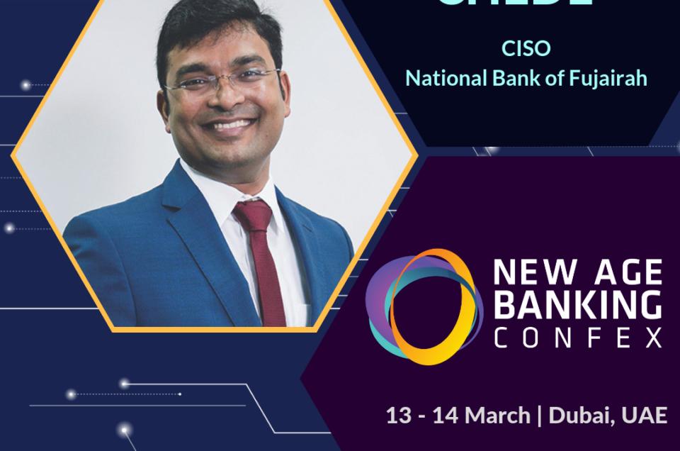 Hariprasad Chede at NABConfex 2019