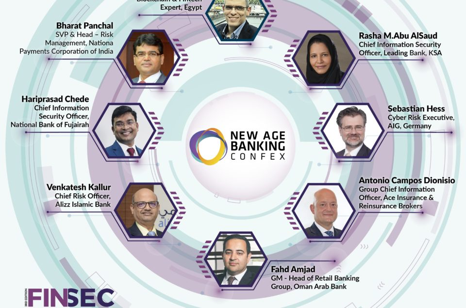 Interact with leaders from BFSI sector at NAB Confex 2019