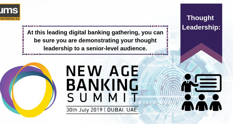 Thought Leadership at NABS Dubai 2019