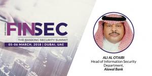 Ali Al Otaibi at FINSEC