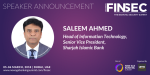 FINSEC - 2018 Saleem Ahmed