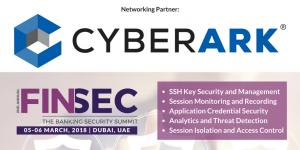 Cyberark-2nd Annual FINSEC 2018