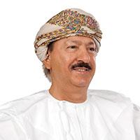 H.E. Hamood Sangour Al-Zadjali