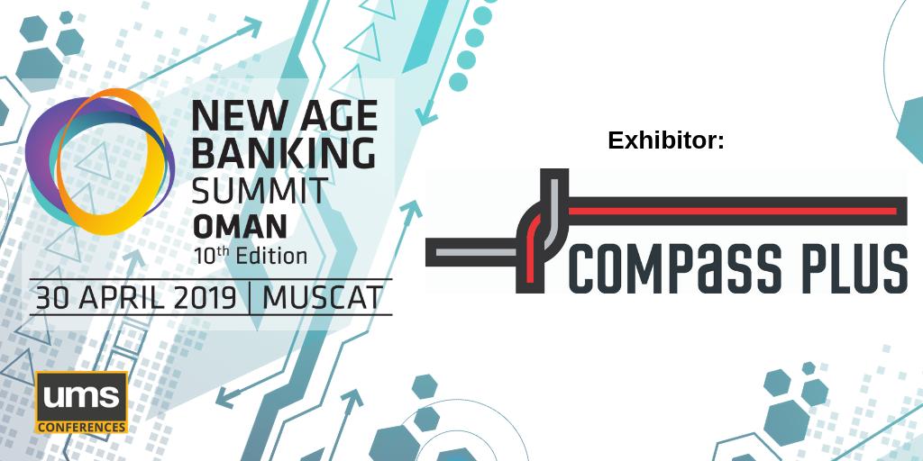 Compass Plus New Age Banking Summit Oman