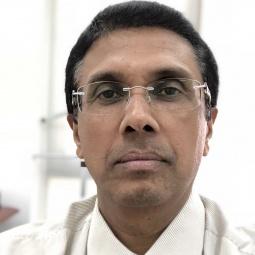 Girish Nair Head of Technology Transformation Bank Dhofar New Age Banking Summit Oman