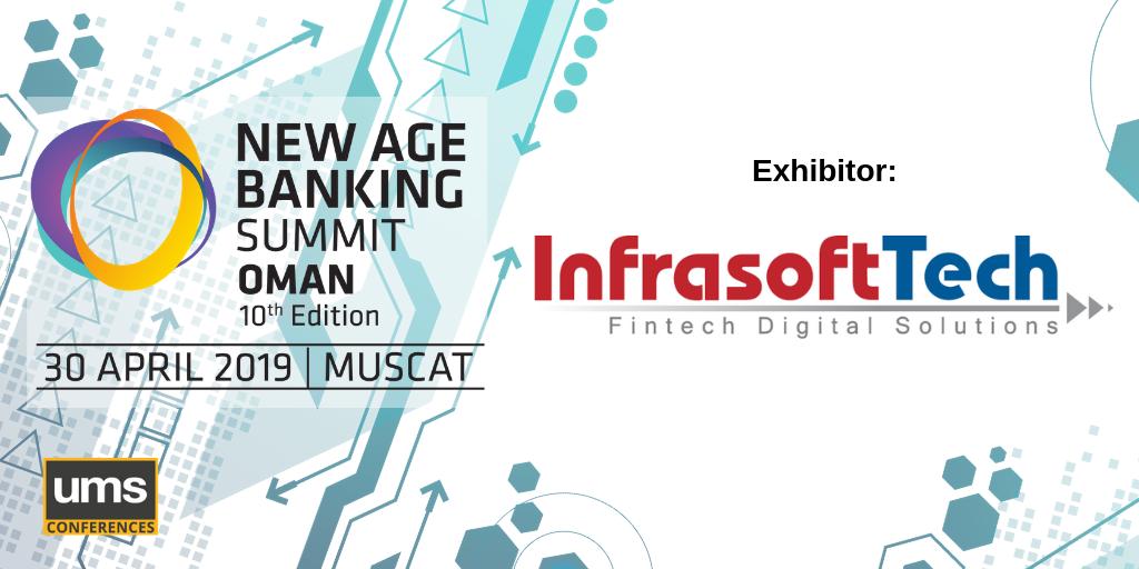 InfrasoftTech New Age Banking Summit Oman