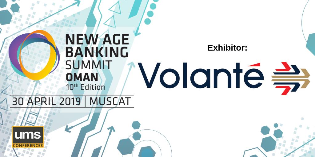 Volante Technologies New Age Banking Summit Oman